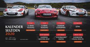 Mazda MX-5 kalender
